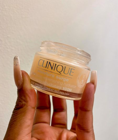If you're acne prone like me, a good moisture is a must in your morning routine skincare routine! Clinique's moisture is hydrating and long lasting.   #LTKunder50 #LTKbeauty