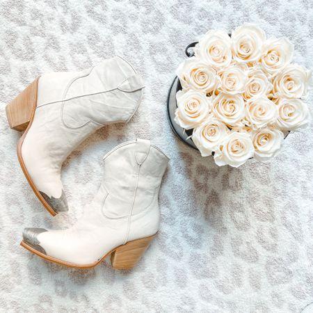 Free people brayden western boots. Runs true to size     #LTKtravel #LTKstyletip #LTKshoecrush