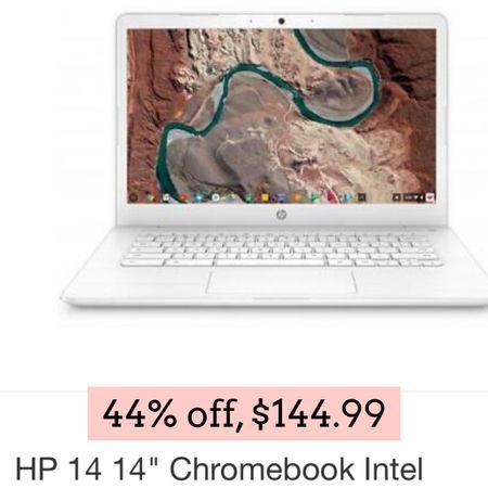 HP Chromebook on sale   #LTKsalealert #LTKhome #LTKGiftGuide