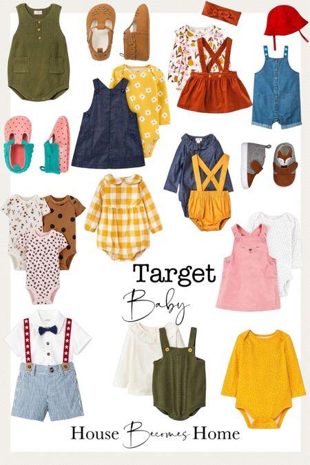 Target baby fashion   #LTKfamily #LTKbaby #LTKkids