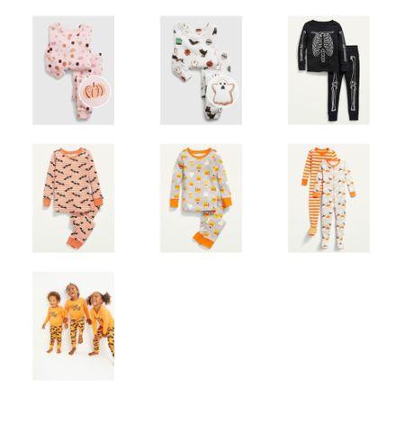 Halloween jammies have started to pop up & I am so pumped!!! 🖤🖤   #LTKbaby #LTKkids #LTKSeasonal
