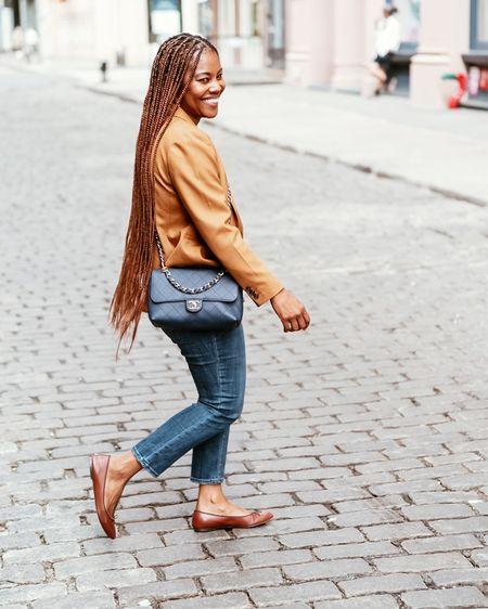 Easy Street Style-what I wore in SoHo #LTKsalealert #LTKstyletip #LTKtravel http://liketk.it/3fj9h #liketkit @liketoknow.it