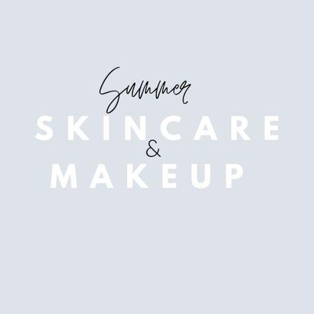summer skincare & makeup 💛 http://liketk.it/2U4kA #liketkit @liketoknow.it #LTKunder100