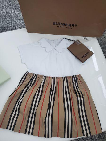 Audrey's new Burberry dress is the cutest and definitely worth the splurge ! Linked it here. http://liketk.it/3hf7q @liketoknow.it #liketkit #designer #burberry #babygirl