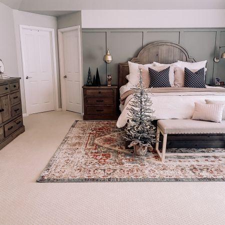 Bedroom Christmas Cheer! http://liketk.it/33k2I #liketkit @liketoknow.it #LTKgiftspo #LTKunder100 #LTKunder50