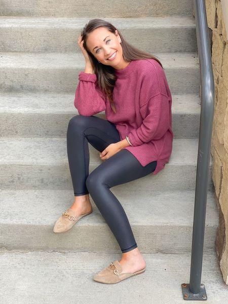 Aerie sweater - SO soft!!!! Wearing xs   #LTKsalealert #LTKunder50 #LTKstyletip