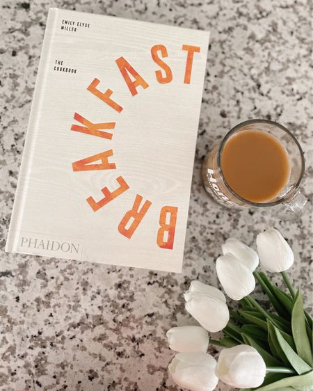 Breakfast is my favorite meal of the day by far! Bacon, eggs, hashbrowns, avocado toast, sausage, biscuits and gravy, pancakes, waffles, crepes, cereal, French toast.... Am I making you hungry yet? This big book of breakfast has it all! http://liketk.it/3e1hD #liketkit @liketoknow.it