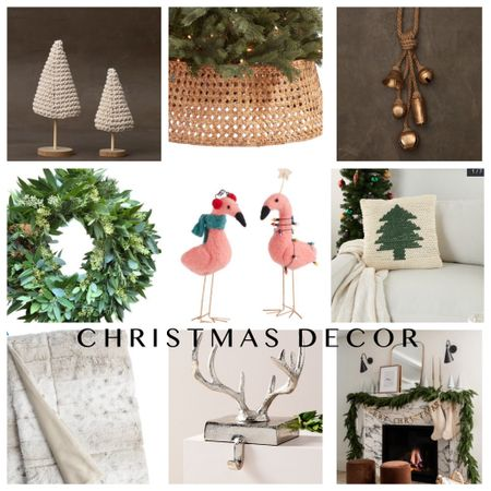 Fun gifts and decor ideas for the most wonderful time of the year. Christmas decor for the home.   #LTKHoliday #LTKGiftGuide #LTKunder50