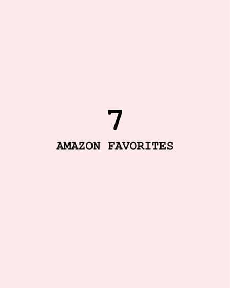 """8""""7 recent amazon favorites! A tote organizer, hot tools mat for travel, a luggage scale, a iPhone charging mat, leopard leggings, and the softest sheets ever! http://liketk.it/2LttG #liketkit @liketoknow.it #LTKunder100 #amazonfinds #amazonessentials"""
