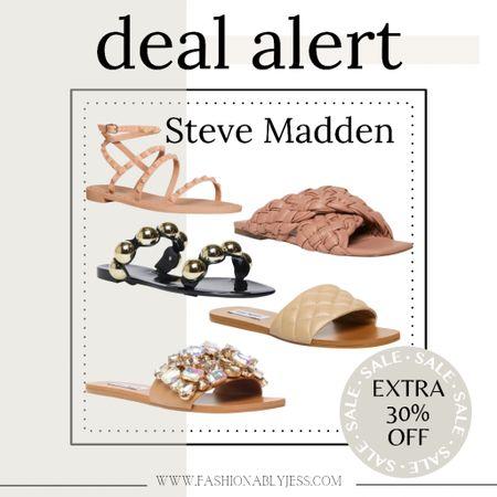 Steve Madden sale! Extra 30% off!   #LTKshoecrush #LTKsalealert #LTKunder50