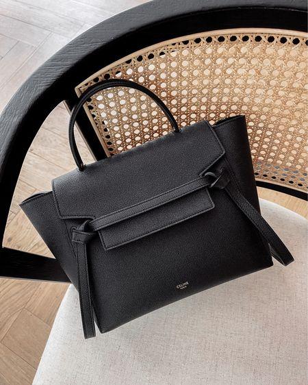 Celine micro belt bag. Get it new or pre loved with linked options! #designerbag #celine http://liketk.it/3ibnB #liketkit @liketoknow.it #LTKitbag #LTKstyletip