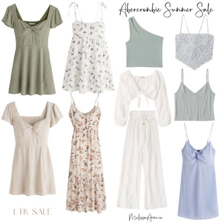 Abercrombie summer sale! Summer dresses, summer finds, beach dresses and more #ltksale #summersale #abercrombie #beachdress #comfyclothes @liketoknow.it http://liketk.it/3hpZe #liketkit