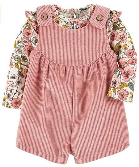 Baby girl dresses, baby girl clothes, pink girl clothes, baby girl romper    #LTKsalealert #LTKhome #LTKunder100