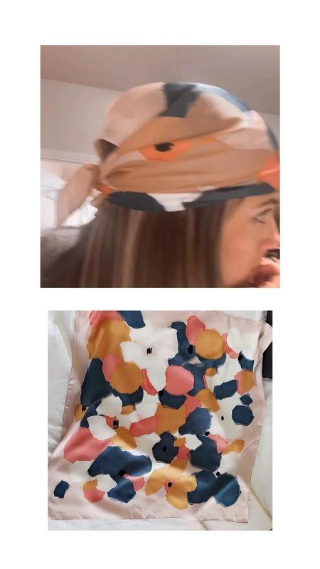 Amazon hair scarf   #LTKtravel #LTKunder50 #LTKstyletip