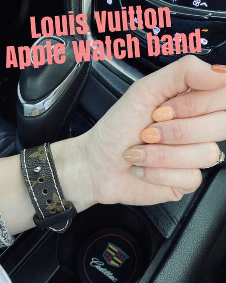 Louis Vuitton Apple Watch band. Ranges $30-$90!  @liketoknow.it.home @liketoknow.it.family #LTKgiftspo #LTKbeauty #LTKunder50 @liketoknow.it http://liketk.it/31y5O #liketkit          LV Apple Watch band  Louis Vuitton Apple Watch band  Stocking stuffers Stocking stuffer ideas  Gifts for her Gift guide Christmas  Christmas gifts  Louis Vuitton gift