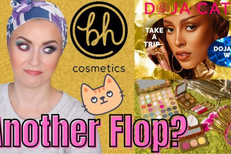 The BH Cosmetics x Doja Cat Collection has just dropped at Ulta! Check out my review video here: https://youtu.be/iQZZofkEOok  #LTKbeauty #LTKunder50 #LTKsalealert