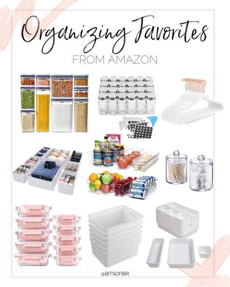 Amazon day. Prime day. Amazon deals. Amazon home. Organization products. Pantry must haves. Kitchen must haves. Organizing. http://liketk.it/3i8cv #liketkit @liketoknow.it #LTKunder50 #LTKhome #LTKsalealert