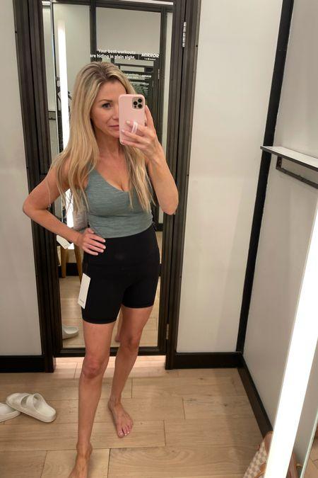 Lululemon favorites Size 8 top & 6 shorts   #LTKstyletip #LTKSeasonal #LTKunder100