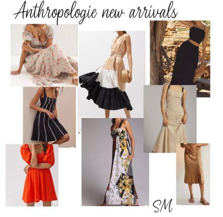 Best of Anthropologie! #newarrivals #dresses #wedding   #LTKfamily #LTKwedding #LTKstyletip