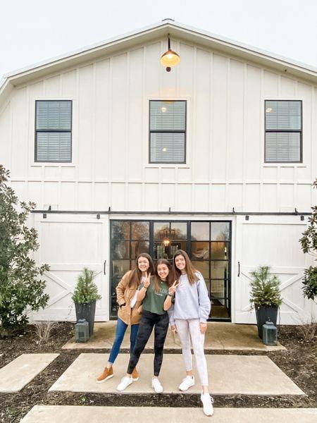 Weekend well spent at Chip & Jo's Barndominium in Waco, TX!!    #LTKSeasonal #LTKunder100