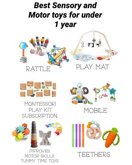 #liketkit http://liketk.it/3gptb @liketoknow.it #LTKbaby #LTKfamily #LTKkids new born toys , motor and sensory toys under 1 year, Lovevery play mat, Lovevery play kit , rattle, stroller mobile