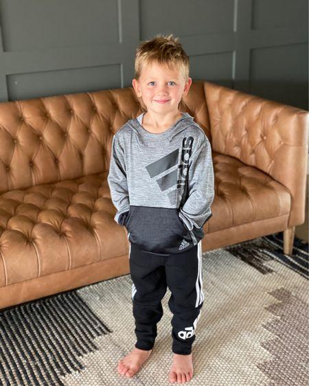Nordstrom anniversary sale kids boys sweatpants and hoodie. Boys athletic wear @liketoknow.it #liketkit http://liketk.it/3jXaN #nsale #LTKunder50 #LTKkids #LTKsalealert