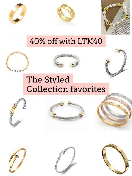 The styled collection sale   #LTKsalealert #LTKSale #LTKunder50