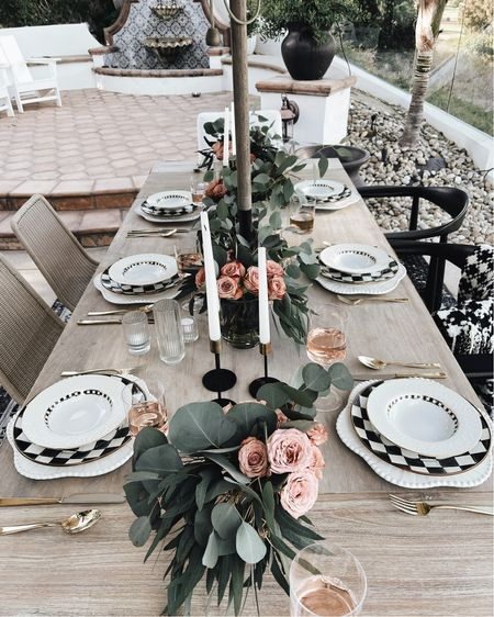 Outdoor decor, patio decor, Entertaining, summer home decor, stylinaylinhome  Follow my shop on the @shop.LTK app to shop this post and get my exclusive app-only content!  #liketkit  @shop.ltk http://liketk.it/3kgtS  #LTKhome #LTKunder50 #LTKunder100