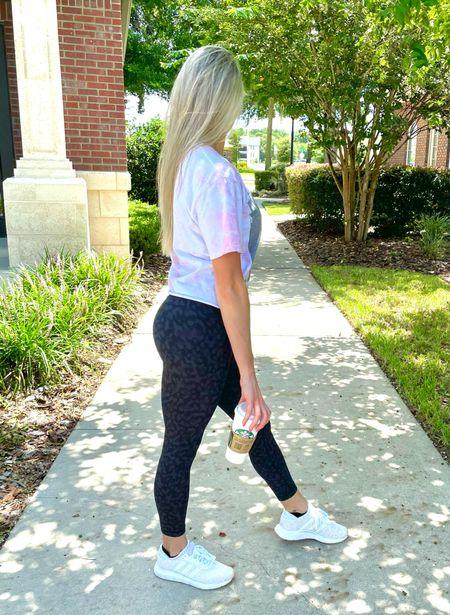 Everything tts       Workout outfits Lululemon  Workout clothes Graphic tee  #LTKbacktoschool #LTKtravel #LTKfit