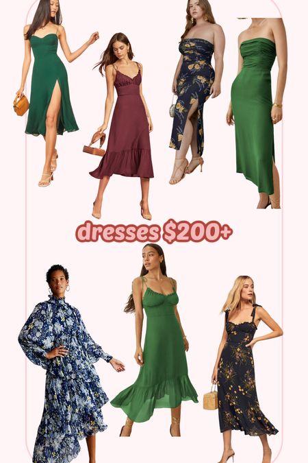 Dresses $200+  #LTKSeasonal #LTKwedding