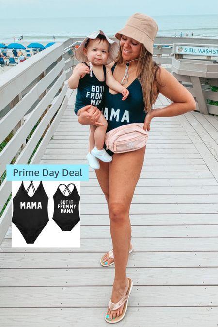 Swim. Bathing suits. Amazon finds. Baby girl swim. Toddler swim. Beach vacation. Vacation outfits. Swimsuits. One piece swimsuit. Matching swimsuits. Mom style. Bucket hat. Sandals. Fanny pack.  @liketoknow.it   http://liketk.it/3idUa #liketkit   #LTKfamily #LTKswim #LTKtravel
