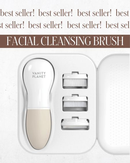 FOLLOWER FAVORITE — My facial cleansing brush! I love incorporating this into my skincare routine to help exfoliate my skin.  #LTKbeauty #LTKhome #LTKunder100