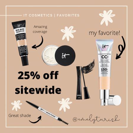 Some of my favorite It Cosmetics products n sale!   #LTKSale #LTKsalealert #LTKbeauty