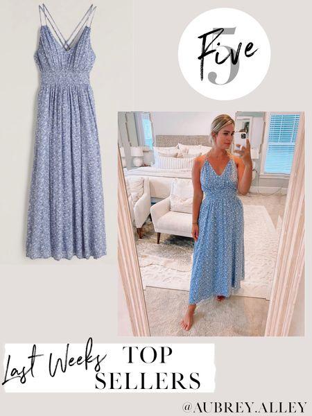 Double strap baby doll maxi dress! http://liketk.it/3hCLk #liketkit @liketoknow.it #LTKunder100 #LTKtravel #LTKunder50
