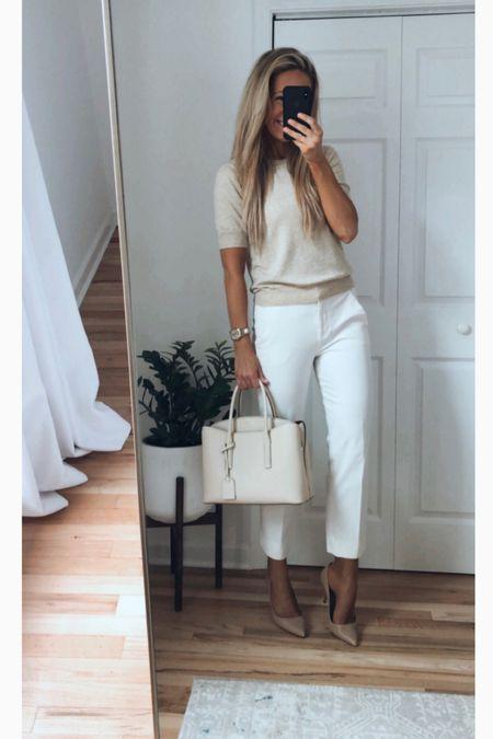 Business casual outfit   #LTKworkwear #LTKsalealert #LTKunder100