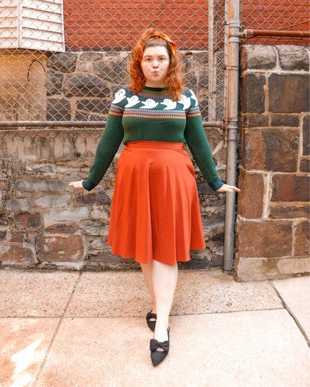 Shop this #ModCloth Halloween sweater!! http://liketk.it/3ho6F #liketkit @liketoknow.it