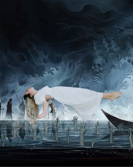 Hovering above the abyss, a dedication to #mentalhealthawareness http://liketk.it/3glRi @liketoknow.it #liketkit #LTKunder100