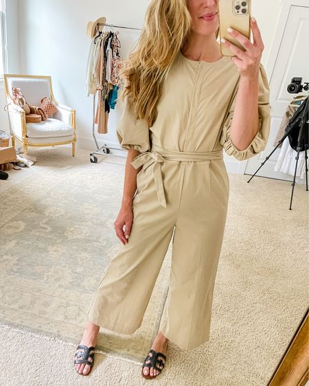 Love this jumpsuit 🤍  jumpsuits, long sleeve jumpsuit, long sleeve jumpsuits, wide leg jumpsuit, wide leg jumpsuits, cute jumpsuits, summer jumpsuits, summer jumpsuit, summer jumpsuit, rebecca taylor  I linked a look for less that I shared a few weeks back and similar neutral jumpsuits I love! Save this beauty in case it goes on sale during the Nordstrom Anniversary Sale!   #jumpsuit #jumpsuits #longsleevejumpsuit #longsleevejumpsuits #widelegjumpsuit }widelegjumpsuits #cutejumpsuits #summerjumpsuits #summerjumpsuit #summerjumpsuit #rebeccataylor #fashionjackson #cellajaneblog #tanjumpsuit  #LTKSeasonal #LTKstyletip