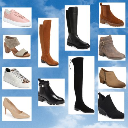 My top shoe picks from the Nordstrom Anniverary sale. #nsale  #LTKunder100 #LTKshoecrush #LTKsalealert