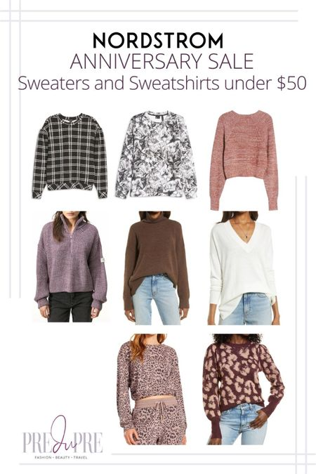 Great finds at the Nordstrom Anniversary Sale. I've rounded up my top picks in sweaters & sweatshirts under $50.   http://liketk.it/3jNgN           My NSale 2021 fashion favorites, Nordstrom Anniversary Sale, Nordstrom Anniversary Sale 2021, 2021 Nordstrom Anniversary Sale, NSale,  N Sale, N Sale 2021, 2021 N Sale,  NSale Top Picks,  NSale Beauty,  NSale Fashion Finds,  NSale Finds,  NSale Picks,  NSale 2021,  NSale 2021 preview, #NSale, #NSalefashion, #NSale2021, #2021NSale, #NSaleTopPicks, #NSalesfalloutfits, #NSalebooties,  #NSalesweater, #NSalefalllookbook, #Nsalestyle #Nsalefallfashion, Nordstrom anniversary sale picks, Nordstrom anniversary sale 2021 picks, Nordstrom anniversary Top Picks, Nordstrom anniversary, fall outfits, fall lookbook, fall outfit inspo, what to wear for fall  sweater sweatshirt plaid sweater animal print summer outfit fall outfit great finds #liketkit @liketoknow.it   Download the LIKEtoKNOW.it shopping app to shop this pic via screenshot  #LTKunder50 #LTKsalealert #LTKstyletip