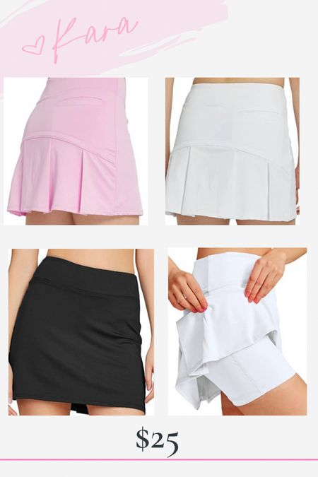 This curve-friendly skort is the ultimate amazon find of the summer! It's high waisted & super comfortable! 🙌🏻 Plus, it looks nicer than shorts!💁🏻♀️ I ordered my regular size & have plenty of room! (I'm ordering the pink & white next!) 🛍 Also linking a few tops similar to mine that are a great length to pair with!  #LTKCurves #LTKstyletip #LTKunder50 #tiedyefashion #LTKfit #curvygirlstyle   #LTKfit #LTKcurves #LTKunder50