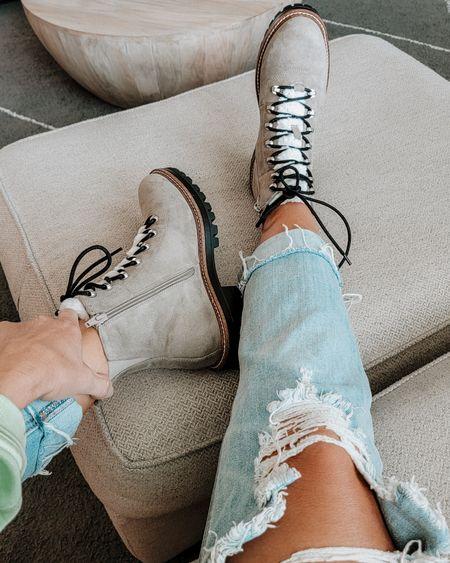 Chelsea boots, Hiking boots http://liketk.it/3qesy @liketoknow.it #liketkit #LTKshoecrush