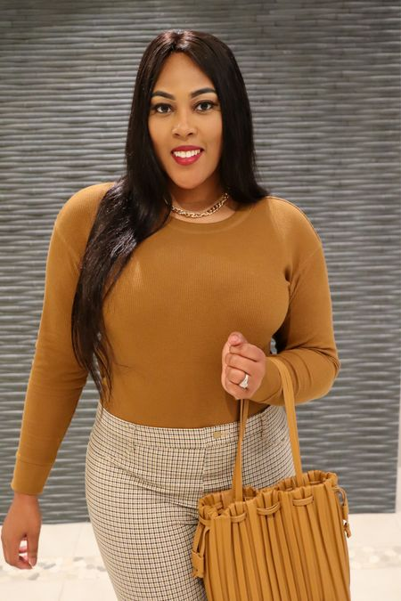 Fall is all about neutrals & warm tones. My absolute favorite fall color is tan/brown. Here are a few of my favorite affordable pieces.  #LTKunder100 #LTKstyletip #LTKunder50