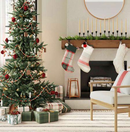 Christmas home decor, Hearth and hand with magnolia Christmas decor   #LTKSeasonal #LTKHoliday #LTKGiftGuide