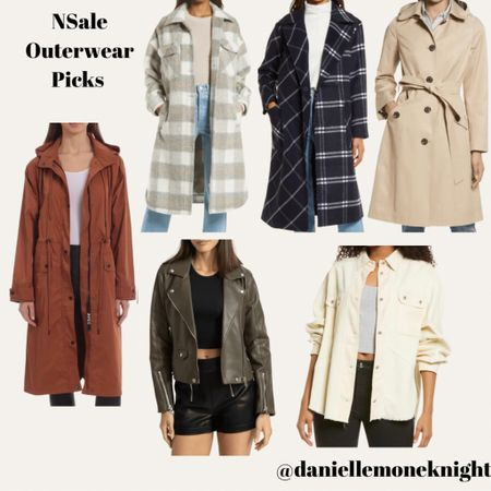 Can you tell I'm ready for Fall?! Loving this outerwear selection from the #NSale and sharing my favs with you!!   #LTKsalealert