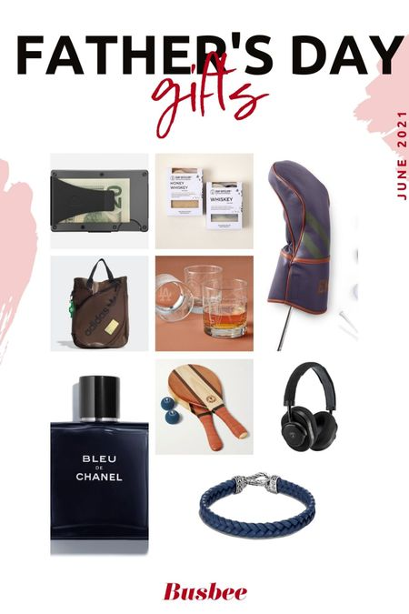 We try to appreciate everything our dads do for us… EVERY day of the year! But on Father's Day we can show them a little extra love and attention.   But how do you shop for someone who adamantly insists that they don't want anything? Ha!   Below you'll find our top Father's Day gift picks for the Dad who's impossible to shop for.   ~Erin xo  http://liketk.it/3gPW9 #liketkit @liketoknow.it