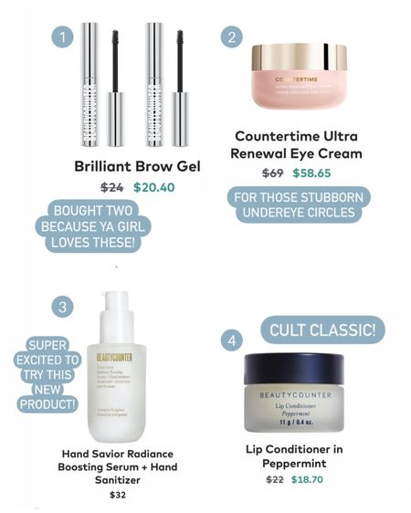 What I Snagged at the Beautycounter Sale http://liketk.it/3e84g #liketkit @liketoknow.it #beautycounter #cleanbeauty