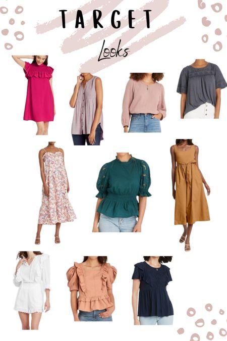 Target looks http://liketk.it/3l80J @liketoknow.it #liketkit #LTKsalealert #LTKstyletip #LTKunder50 #LTKunder100 #LTKbump #LTKcurves #LTKtravel #LTKwedding #LTKworkwear