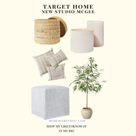 New Studio McGee collection just dropped at Target! #target #targethomedecor http://liketk.it/3i13h @liketoknow.it #liketkit #LTKunder100 #LTKhome #LTKfamily