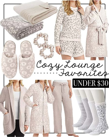 Cozy lounge favorites under $30! From Sam's Club! Everyone can shop… No membership needed!   #LTKGiftGuide #LTKunder50 #LTKstyletip